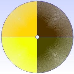 Fine Grid - 321878 Nodes